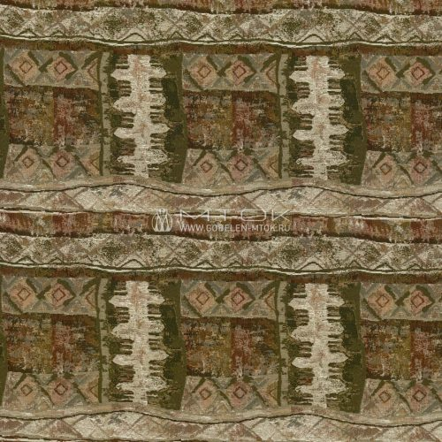 Жаккардовая ткань, гобелен Гусеница