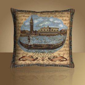 Декоративная наволочка, чехол из гобелена Венеция
