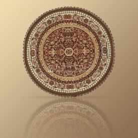 Салфетка из гобелена Византия