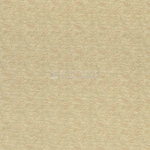 Жаккардовая ткань, гобелен Вектор листья светлые