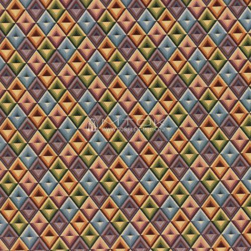 Жаккардовая ткань, гобелен Калейдоскоп
