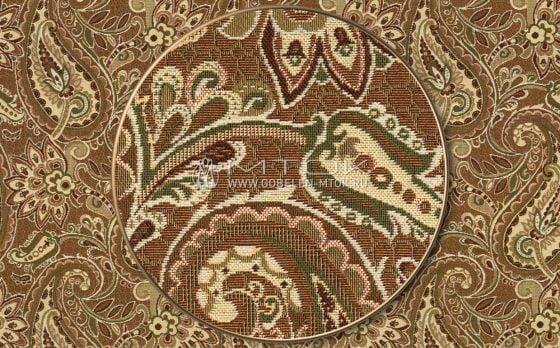 Ткань жаккардовая, гобелен Восточная сказка