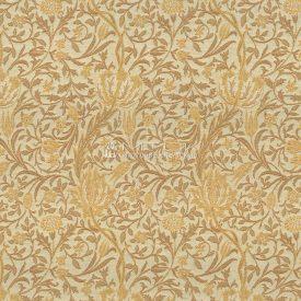 Жаккардовая ткань, гобелен Золотая лирика