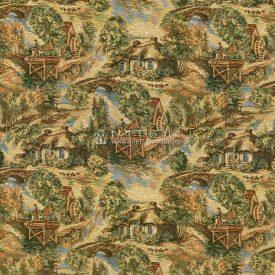 Жаккардовая ткань, гобелен Прованс