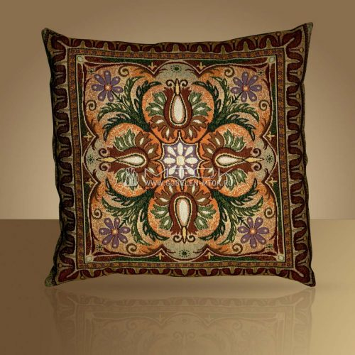Декоративная наволочка, чехол на подушку Орнаментальный-2