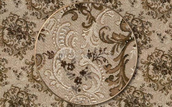 Жаккардовая ткань, гобелен Французский