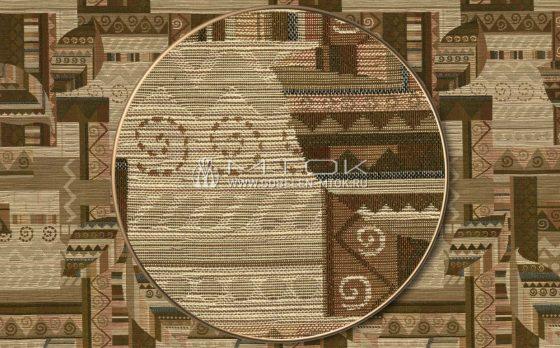 Ткань жаккардовая, гобелен Геометрия