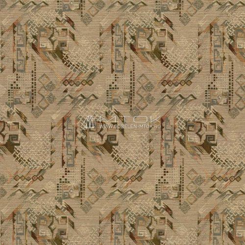 Ткань жаккардовая, гобелен Мини геометрия