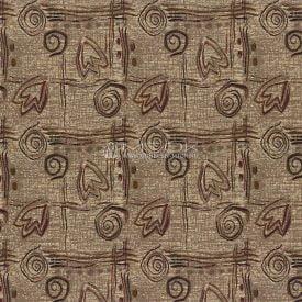 Ткань жаккардовая, гобелен Плавающий тюльпан