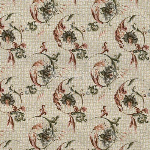 Жаккардовая ткань, гобелен Английский колокольчик