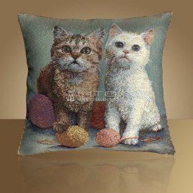 """Чехол на подушку """"Котята"""""""