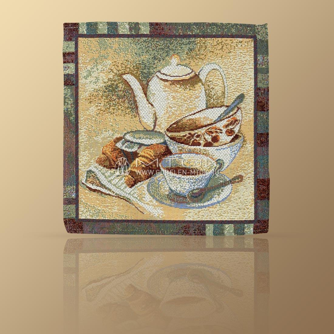 Гобеленовая салфетка «Английский чай»