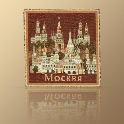Салфетка из гобелена Москва