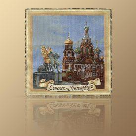 Салфетка из гобелена Петербург (со Львом)