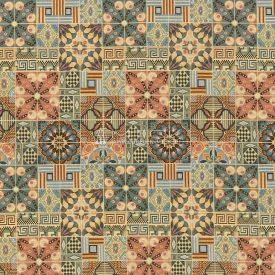 Жаккардовая ткань, гобелен Керамика
