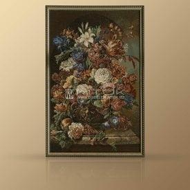 """Картина из гобелена """"Фламандский букет"""""""