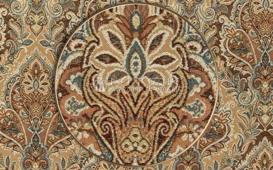Жаккардовая ткань «Дамаск»