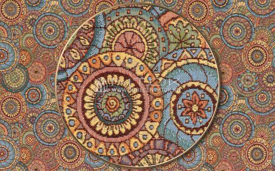 Жаккардовая ткань «Галактика»