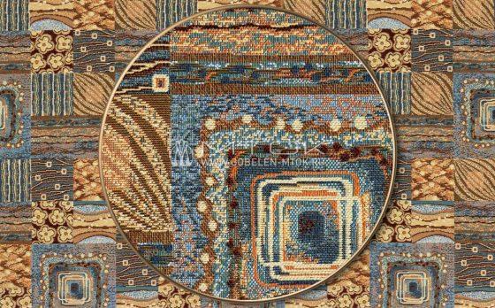 Жаккардовая ткань «Лоскутная»