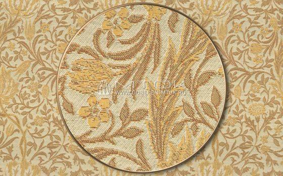 Жаккардовая ткань «Золотая лирика»