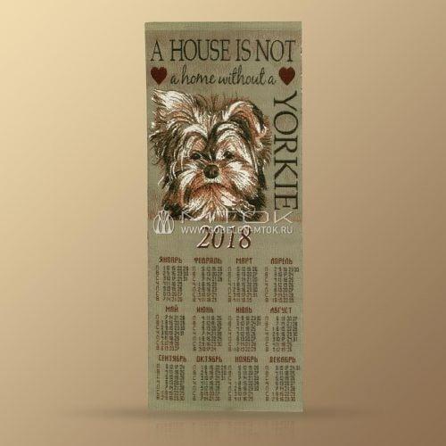 Календарь из гобелена «Йорк»
