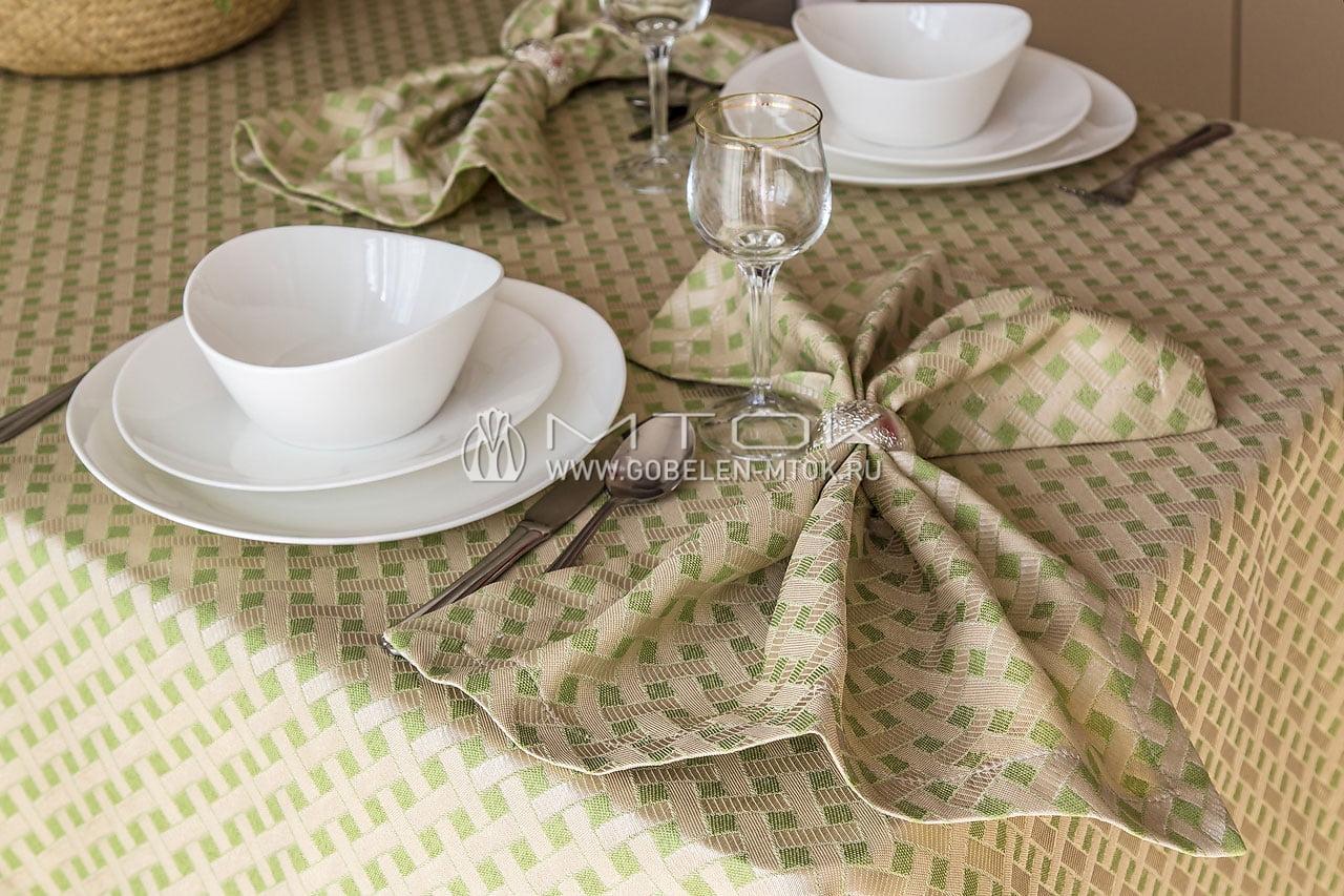 Комплект столового текстиля для ресторана и дома