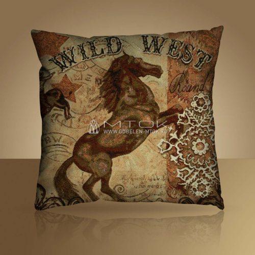 """Чехол на подушку """"Лошадь"""""""