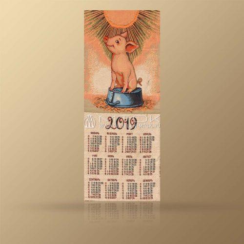 Календарь из гобелена