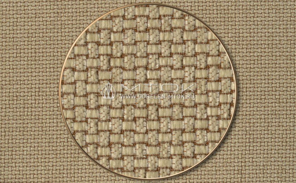 Обивочная ткань шенилл «Циновка»