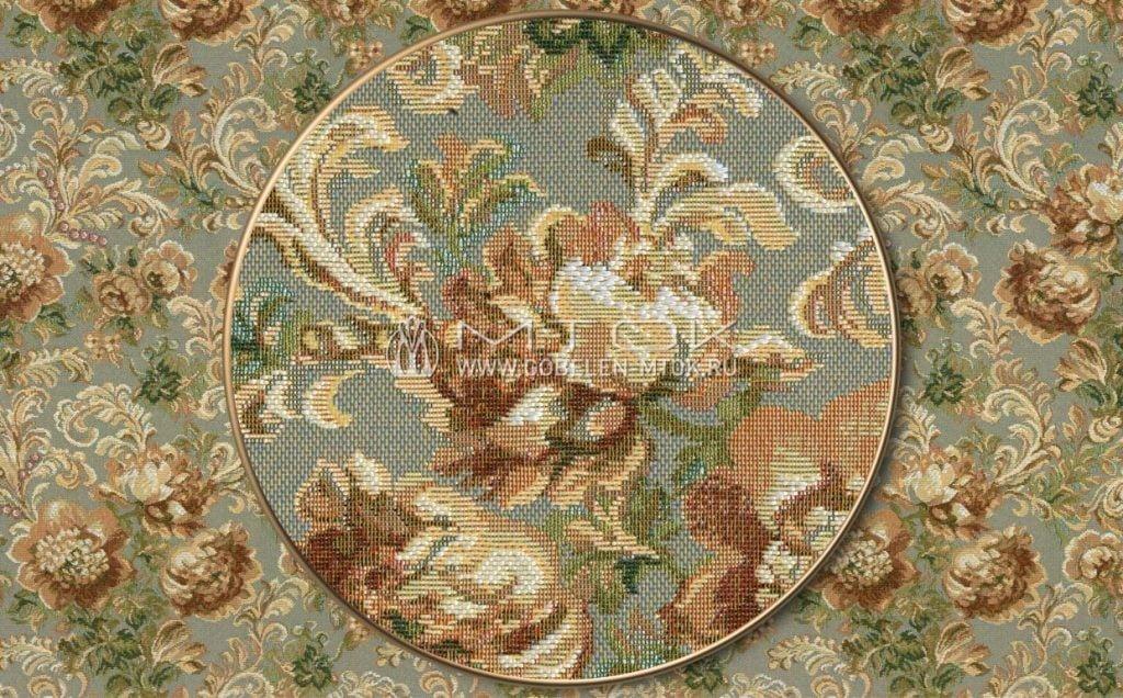 Мебельная ткань «Екатерина»