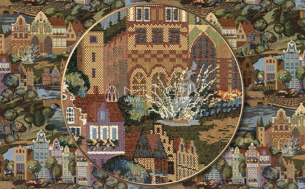 Мебельная ткань «Амстердам»