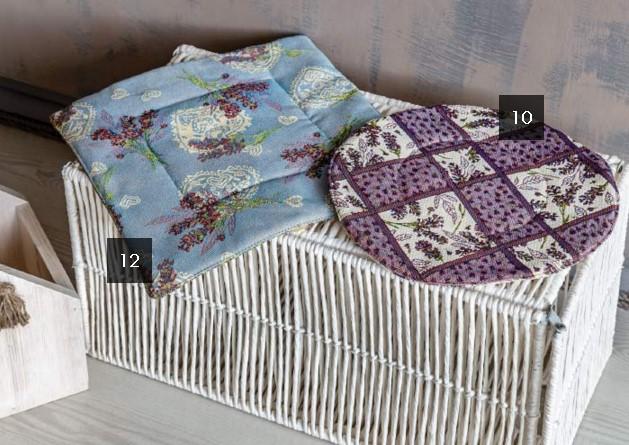 Коллекция детского текстиля и декора «Лаванда»