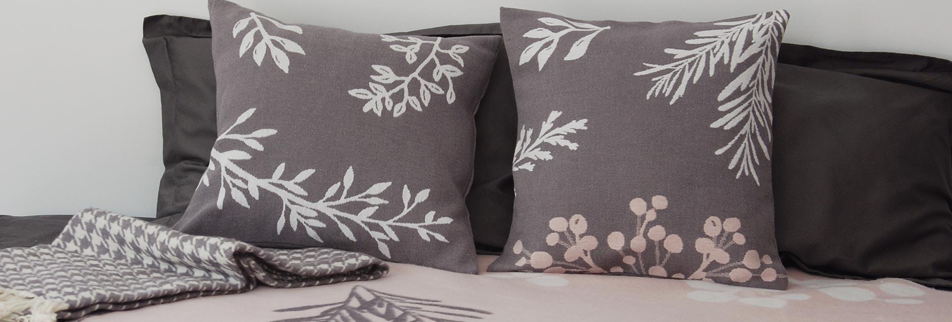 Новогодняя коллекция 2022 Чехлы на подушки